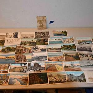 Lot # 41 Vintage postcards early as 1907