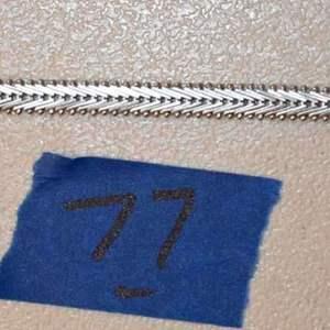 Lot # 77 Sterling silver ITALY bracelet 10.2g