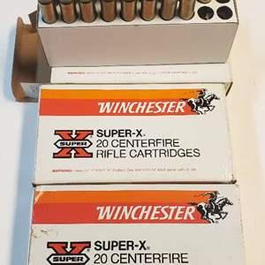 Lot # 1 Mauser Munitions