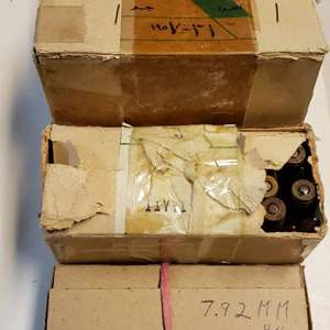 Lot # 5 Lot of Overseas Made Munitions