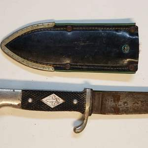 Lot # 21 Germany PIC Solingen Scout Knife - Circa 1950's