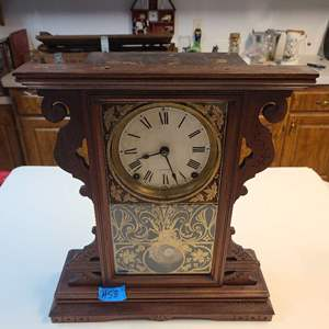 Lot # 58 Vintage Seth Thomas Mantle Clock