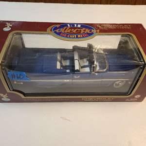 Lot # 60  Dei-Cast 1959 Chevrolet Impala (still in box)
