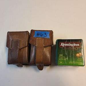 Lot # 63 Munitions Holder & More