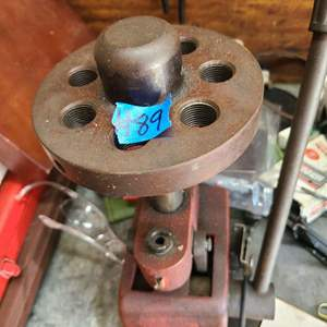 Lot # 89 Bearing Press