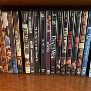 Lot # 103 Lot Of Various Movies