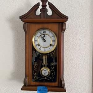 Lot # 115 Alaron Wall Clock