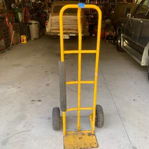 Lot # 124 Moving Dolly