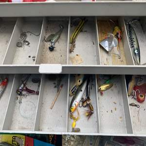 Lot # 129 Lot of Fishing Tackel