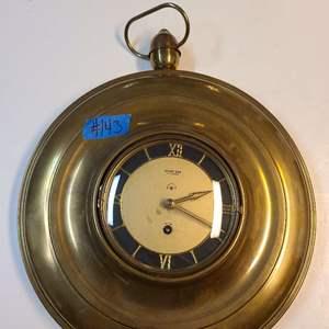 Lot # 143 Vintage Wall Clock