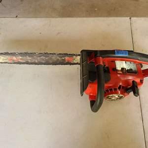 Lot # 154 HomeLite Chainsaw