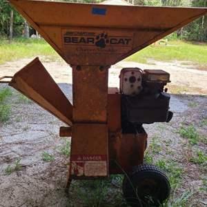 Lot # 155 Crary BEARCAT Chipper/Shredder