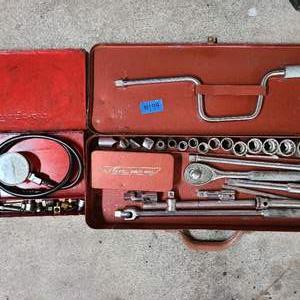 Lot # 184 Lot of Various Tools Including Snap-On