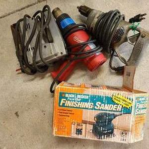 Lot # 189 Lot of Various Tools