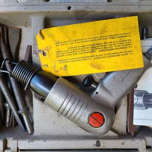 Lot # 198 Small Lot of Tools