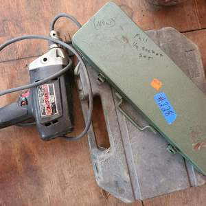 Lot # 228 Small Lot of Various Tools