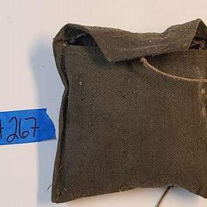 Lot # 267 Vintage 1940 Mosin-Nagant Cleaning Kit (Russian)