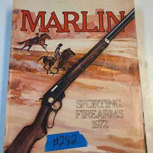 Lot # 282 1960's & 1970's Weapon Magazines