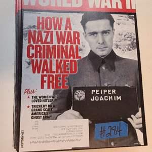 Lot # 284 HistoryNet War Magazines