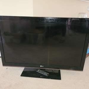 "Lot # 294 LG 42"" Flat Screen TV"