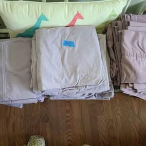 Lot # 48 Lot of 3  Twin XL Sheet Sets