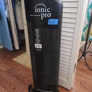 Lot # 64 Ionic Pro, LLC Electrostatic Air Cleaner