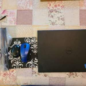 Lot # 75 DELL Inspiron 15 3000 Series Laptop W/ Charger, Battery, 2 Wireless Mouse & Mouse Pad