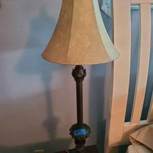 Lot # 86 Decorative Table Lamp