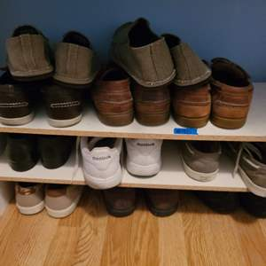 Lot # 90 Lot of Men's Shoe (worn and see pictures for size)