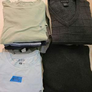 Lot # 196 Lot of Men's Shirts (mostly Xlarge)