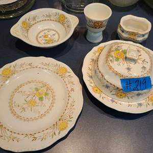 Lot # 219 Several Different Pieces  of Steubenville kitchen Ware