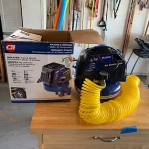 Lot # 234 Campbill/Hausfled Air Compressor