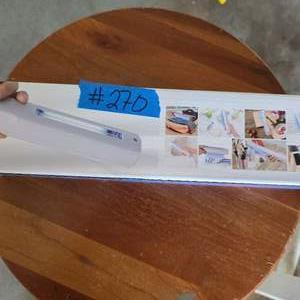 Lot # 270 UV Sanitizing Wand NIB