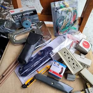 Lot # 645 Assorted Tools