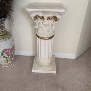 Lot # 1 Display Pedestal