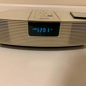 Lot # 55 Bose Speaker W/ Remote