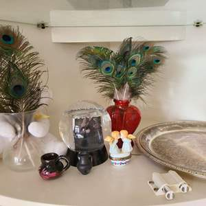 Lot # 80 Small Lot of Various Home Decor Items