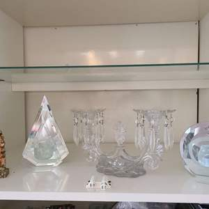 Lot # 82 Small Lot of Various Home Decor Items