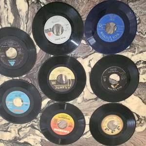 Lot # 91 Lot of Various Vinyl Records