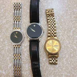 Lot # 132 Small Lot of Various Watches - See Pictures
