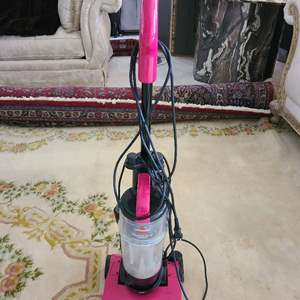 Lot # 153 Pink Bissell Vacuum Cleaner