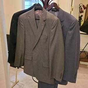 Lot # 161 Lot of Various Mens Suits (42-46)