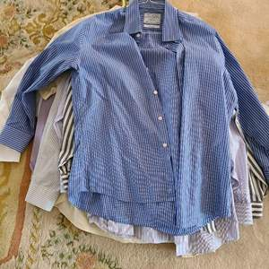 Lot # 164 Lot of Various Mens Dress Shirts - Sizes in Pictures