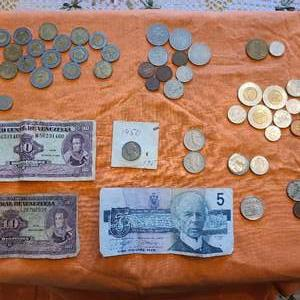 Lot # 199 Large Lot of Various World Monies