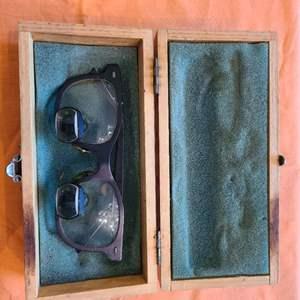 Lot # 216 Vintage Dentist Glasses