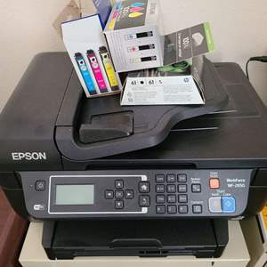 Lot # 226 Epson Workforce All-in-One