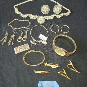 Lot # 234  Lot of Various Fashion Jewelry