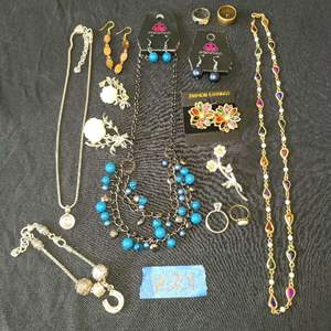 Lot # 236  Lot of Various Fashion Jewelry