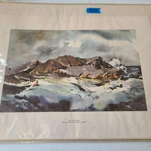 Lot # 253 Lot of Signed & Numbered Lithographs