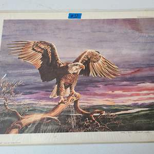 Lot # 256 Lot of Signed & Numbered Lithographs